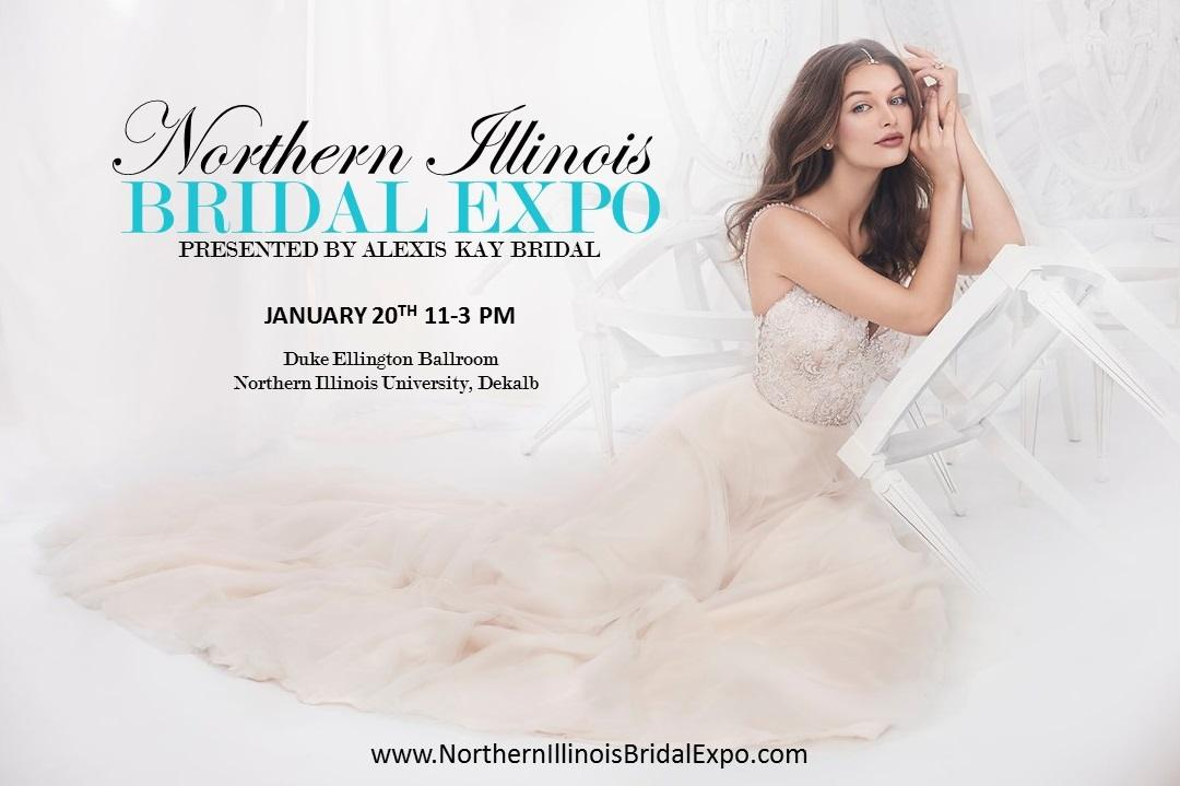 2018 Northern Illinois Bridal Expo | Alexis Kay Designs