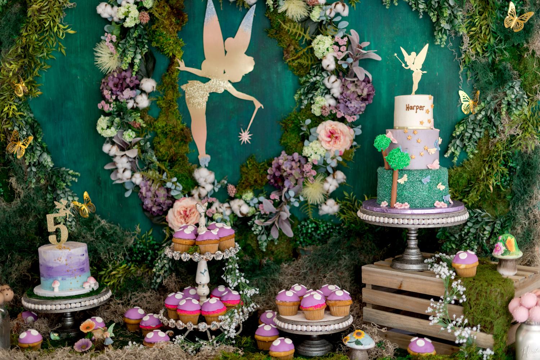 Fairy Garden Inspired Birthday Party The Celebration Society