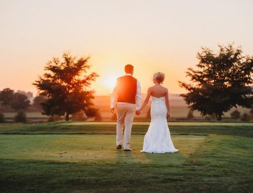 Local Love – Felicia & Brock at Whitetail Ridge Golf Club
