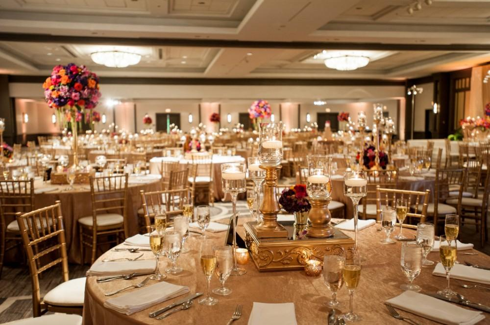 Oak Brook Hills South Asian wedding