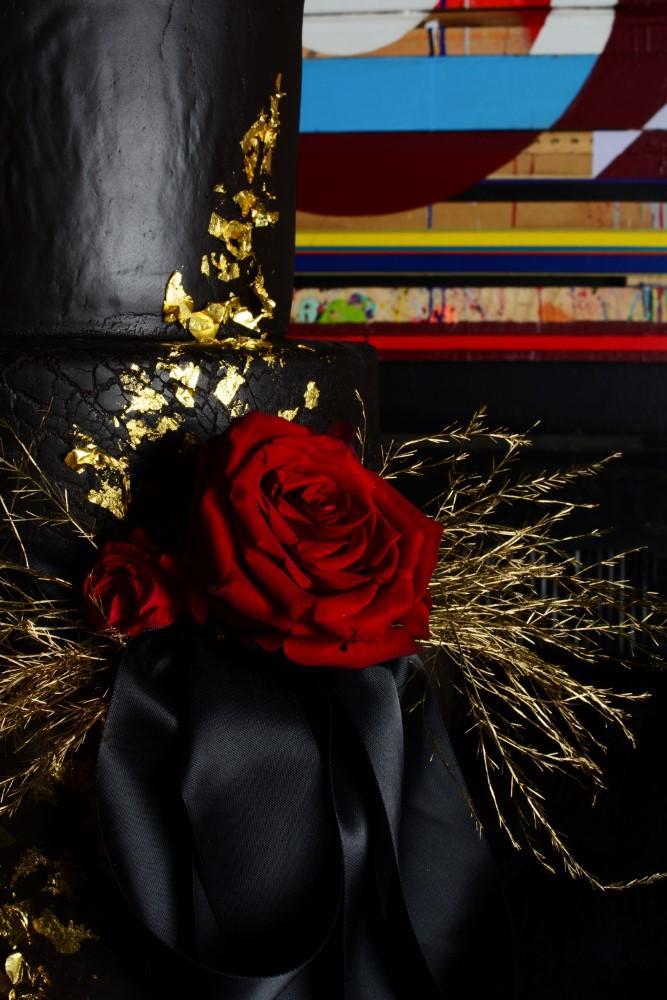 Styled Shoot Midnight Romance3