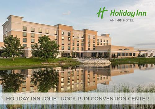 Holiday Inn Hotel Joliet | Rock Run Convention Center | Venue