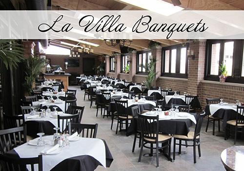La Villa Banquets and Restaurant in Chicago, Illinois