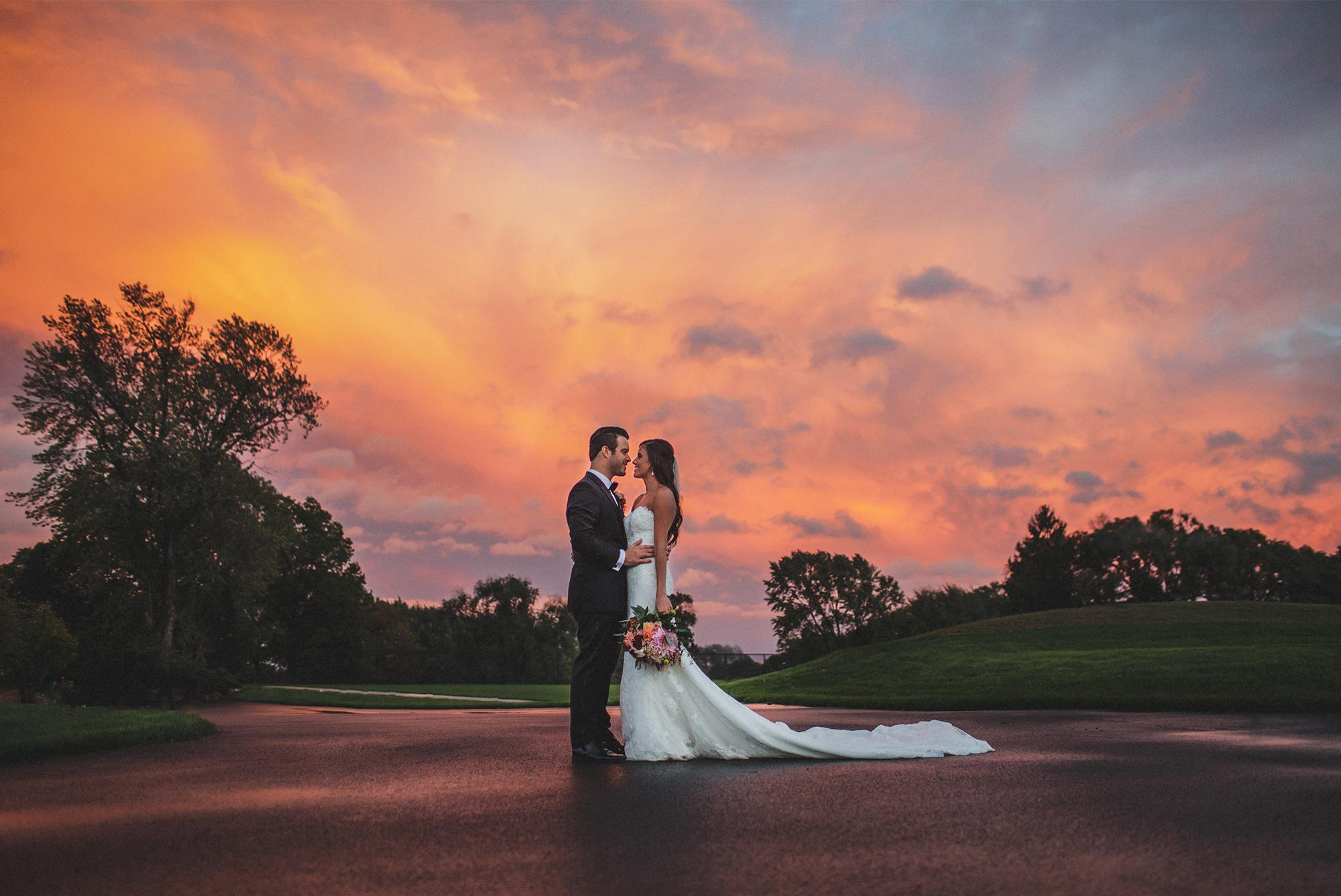 Real Wedding Homepage - Nikki Rick - Angela Renee Photography