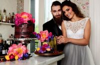 Little Goat Diner - Alternative Glam - Styled Shoot - Lori Sapio Photographer - Nouvelle Events
