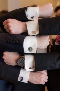 tina and jonathan cufflinks