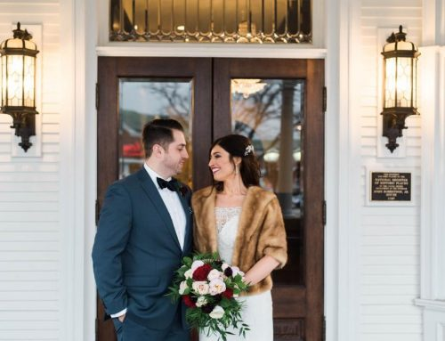 Local Love – Christine & Ken at Barrington's White House