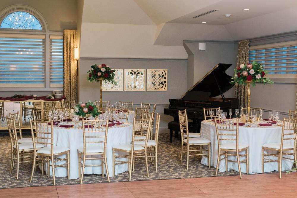 Christine Ken reception room