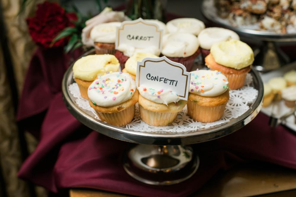 Christine Ken cupcakes