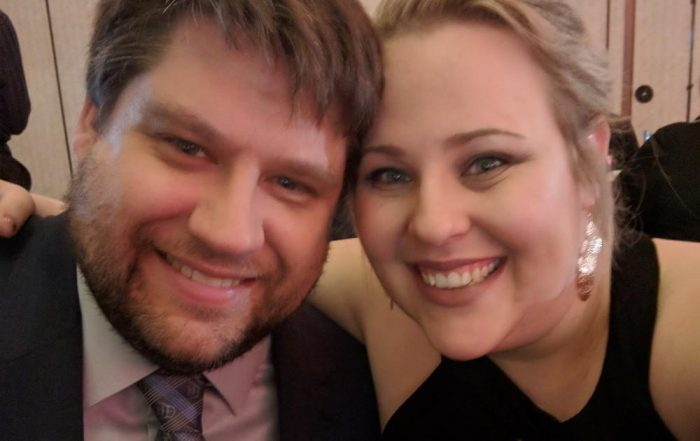 brianne and brian | honeymoon winners | contest