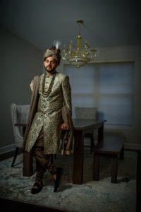 khadija and eabad groom
