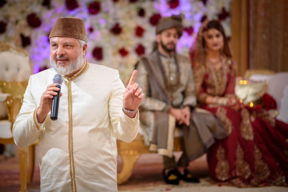 khaidja eabad ceremony