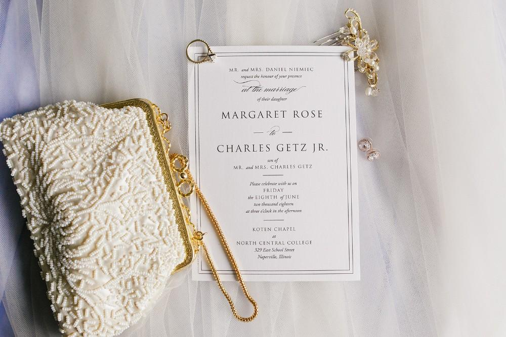 maggie and charles invitation
