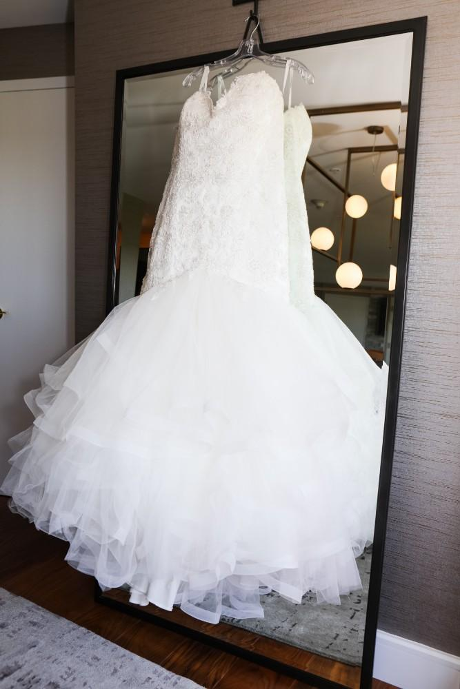 ashley terry bride's gown