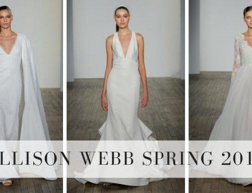 Allison Webb Spring 2019 Collection