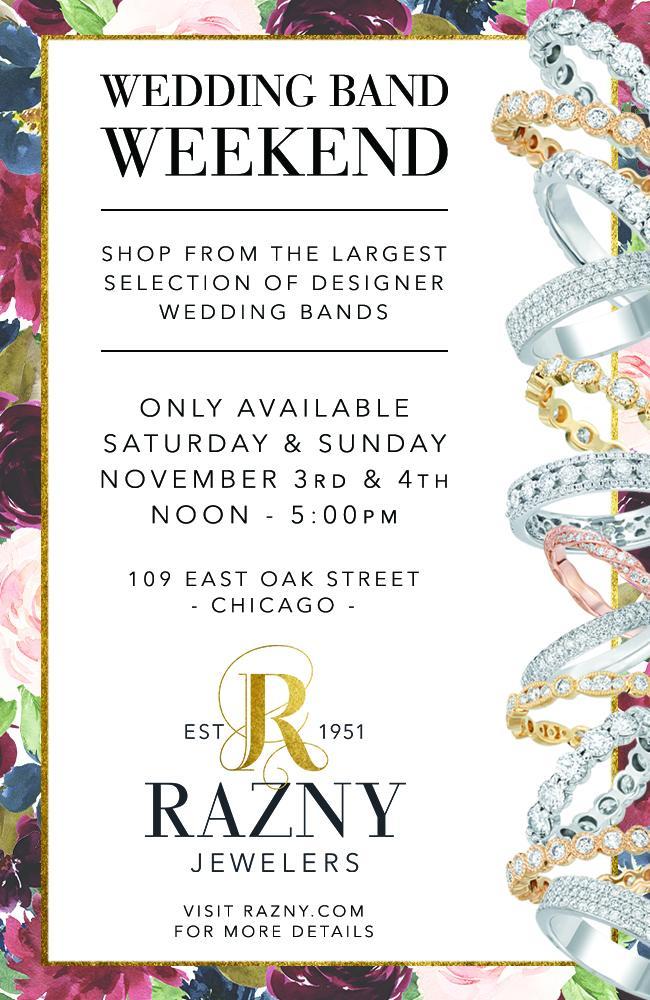 Wedding Band Weekend Fall Razny - Wedding Rings - Engagement Ring