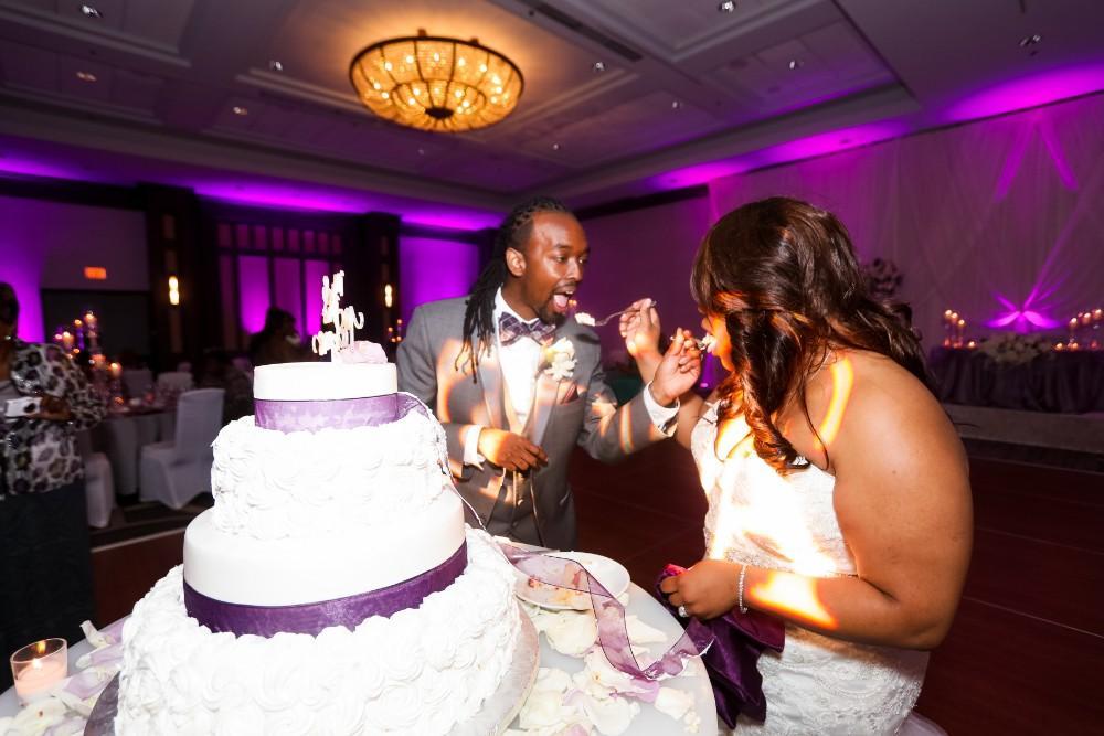 ashley terry eating cake