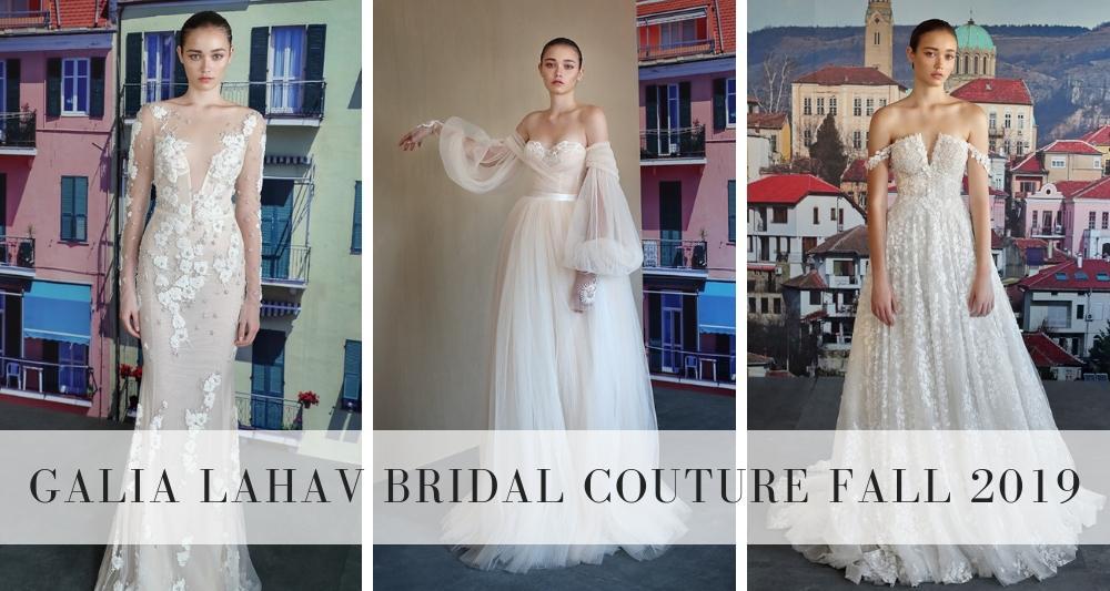 galia lahav bridal couture feature 2019