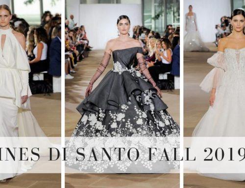 Ines Di Santo Fall 2019 Collection