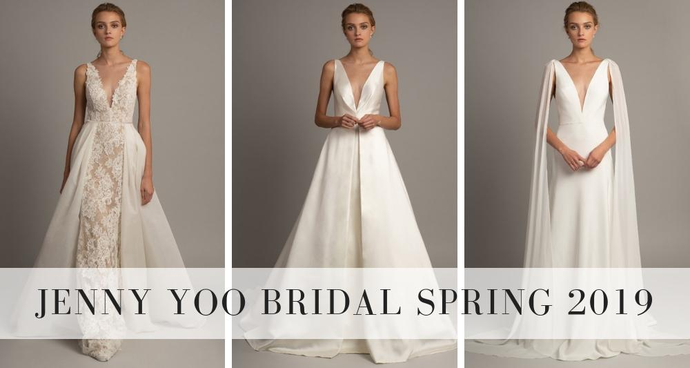 jenny yoo bridal feature spring 2019
