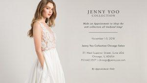 jenny yoo trunk show
