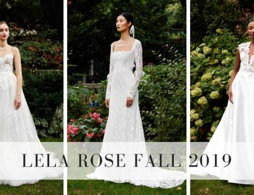Lela Rose Fall 2019 Collection