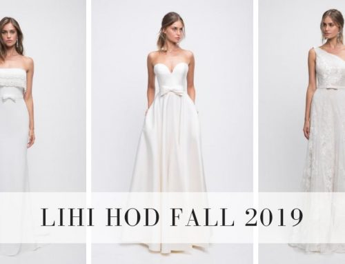 Lihi Hod Fall 2019 Collection