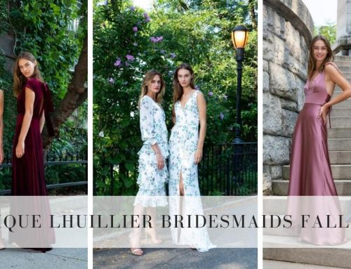Monique Lhuillier Bridesmaids Fall 2019