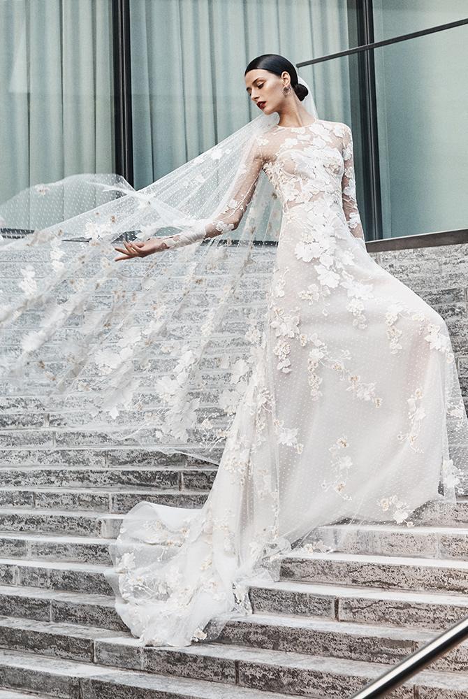 Naeem Khan - Bridal Gowns - Wedding Fashion