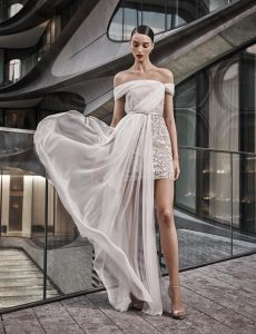Naeem Khan - Bridal Gowns - Wedding Fashion