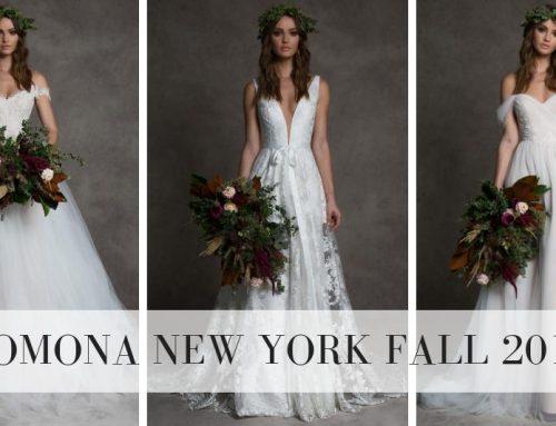 ROMONA New York Fall 2019 Collection