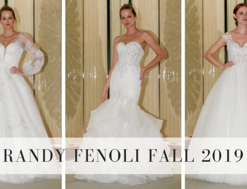 Randy Fenoli Fall 2019 Collection