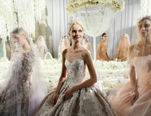 Reem Acra Fall 2019 Collection