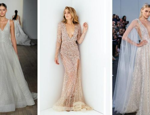 New York Bridal Fashion Week Top Trends – Fall 2019