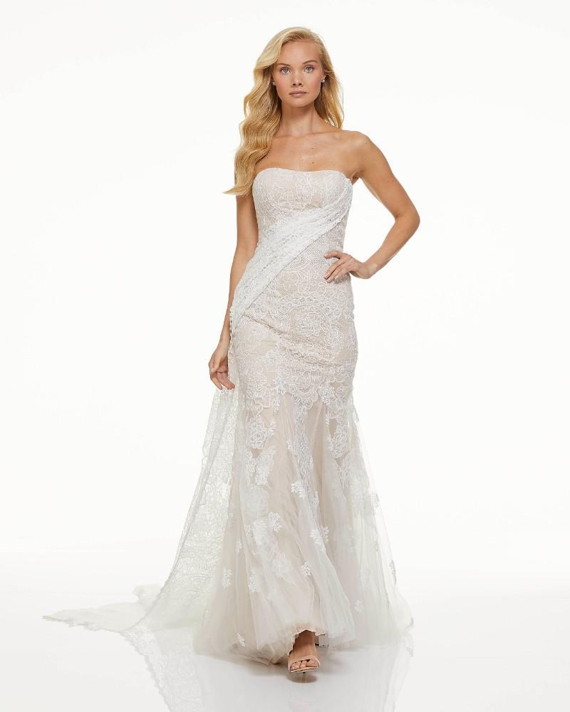 Mark Zunino Fall 2019 Collection | Wedding Gowns | Wedding Dress