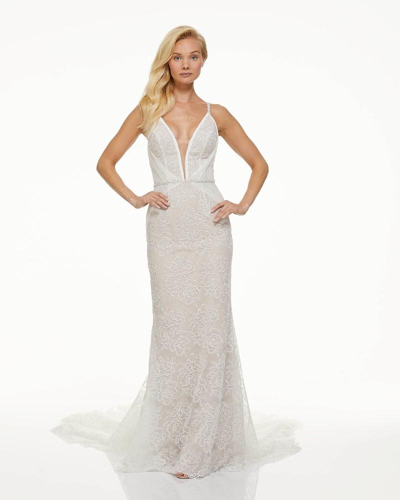 Wedding Gowns Chicago: Mark Zunino Fall 2019 Collection