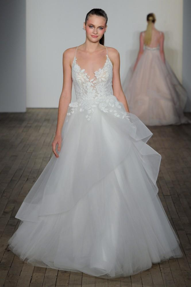 972831e3d069 Blush by Hayley Paige Spring 2019 Collection – ChicagoStyle Weddings