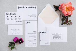 Coqui Paperie | Wedding Stationery - wedding invitations | Brookfield, Wisconsin