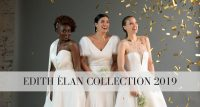 Edith Elan 2019 Collection - Wedding Gowns - Wedding Dresses