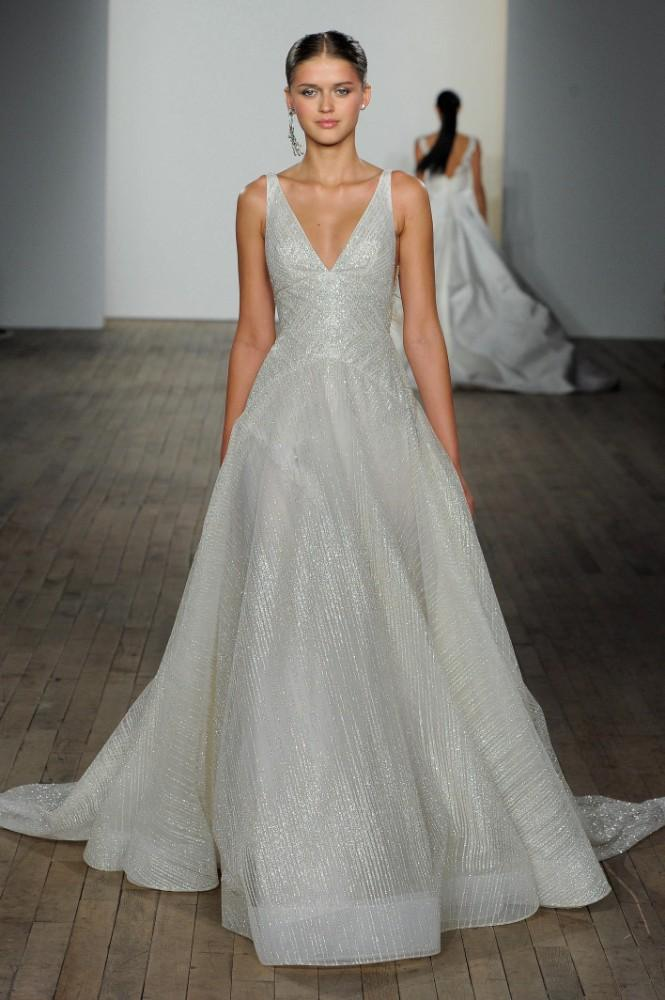Boutiques In Chicago >> Lazaro Spring 2019 Collection – ChicagoStyle Weddings