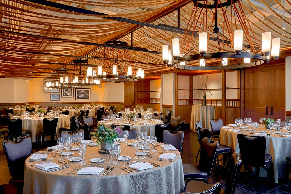 Loews Chicago Hotel in Chicago, Illinois | Venue | Rehearsal Dinner, Engagement Party, Farewell Brunch