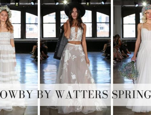 Willowby By Watters Spring 2019 Collection