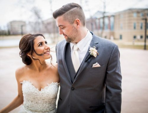 Local Love – Gia & Matt at Victoria in the Park
