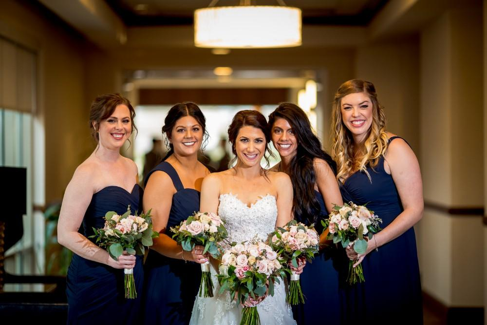gia matt bridesmaids