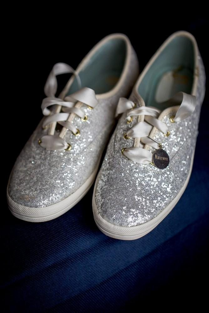 gia matt bride's shoes