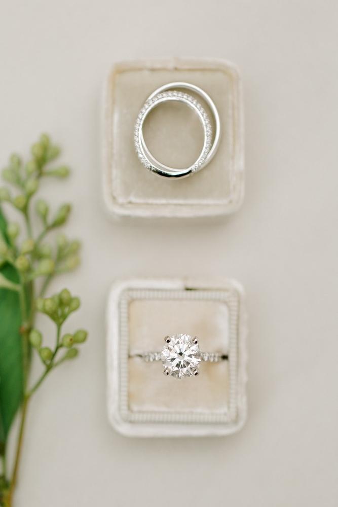 mar and rob wedding rings