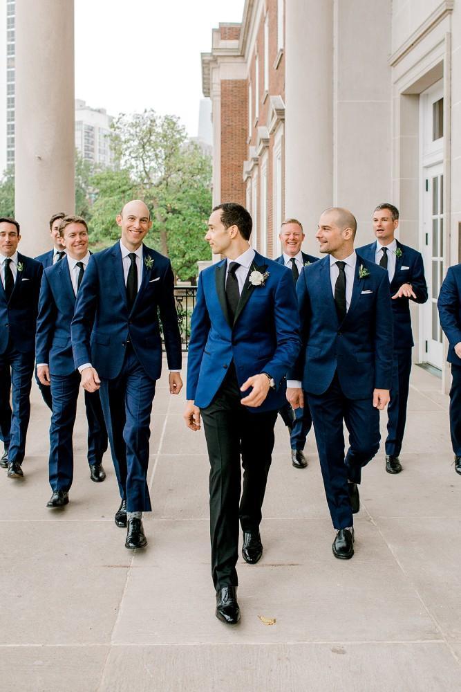 mar and rob groomsmen
