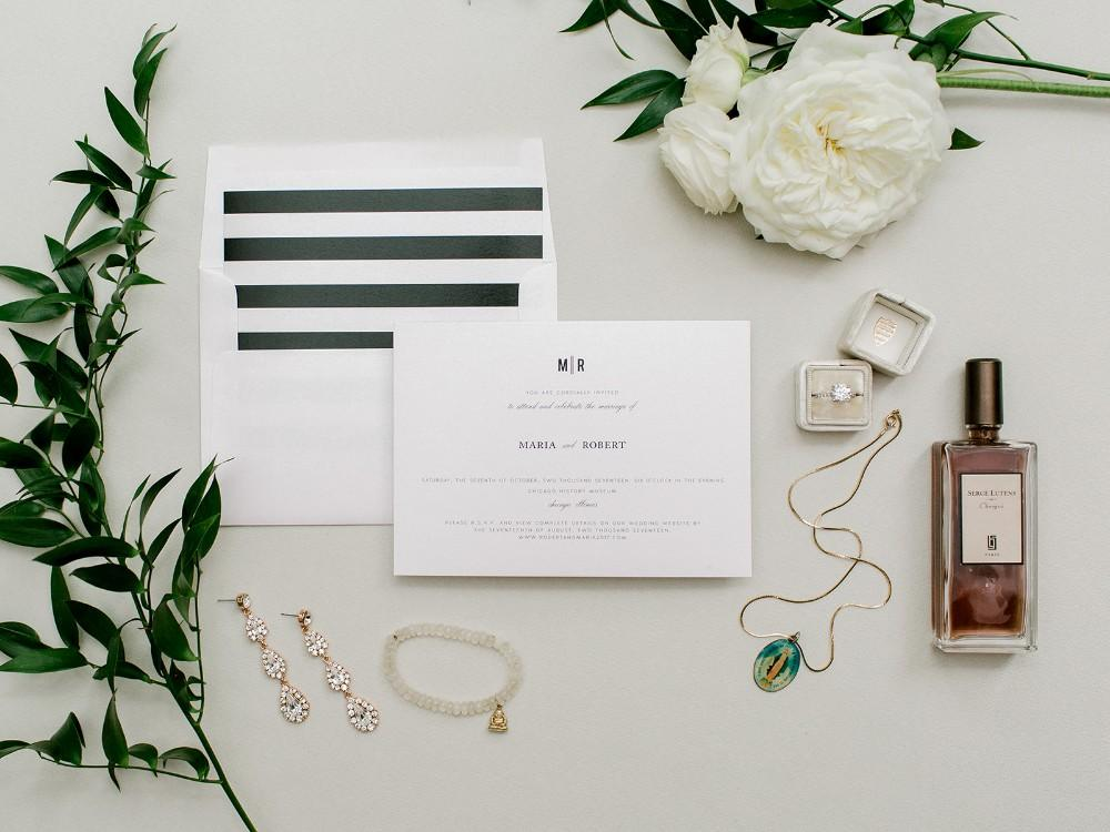 mar and rob stationery suite