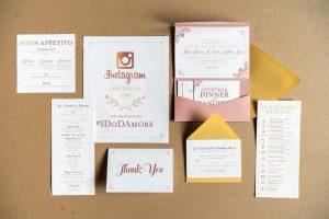 Amore Creative in Chicago, Illinois   Wedding Invites   Wedding Invitations   Stationery