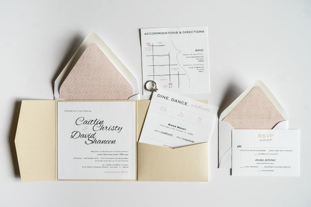 Amore Creative in Chicago, Illinois | Wedding Invites | Wedding Invitations | Stationery